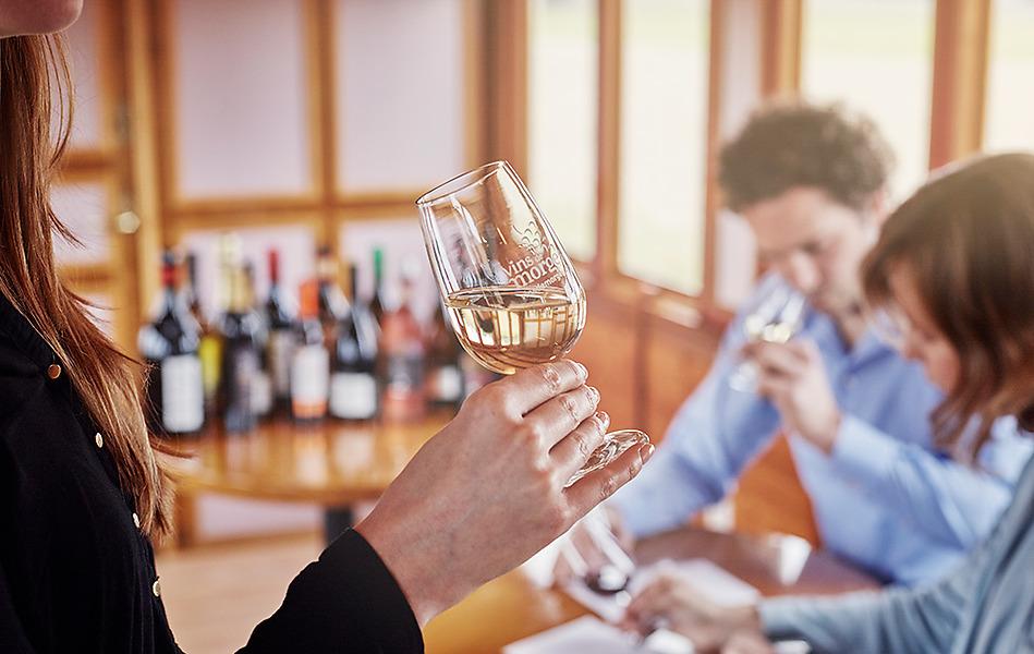 Wine tasting pass
