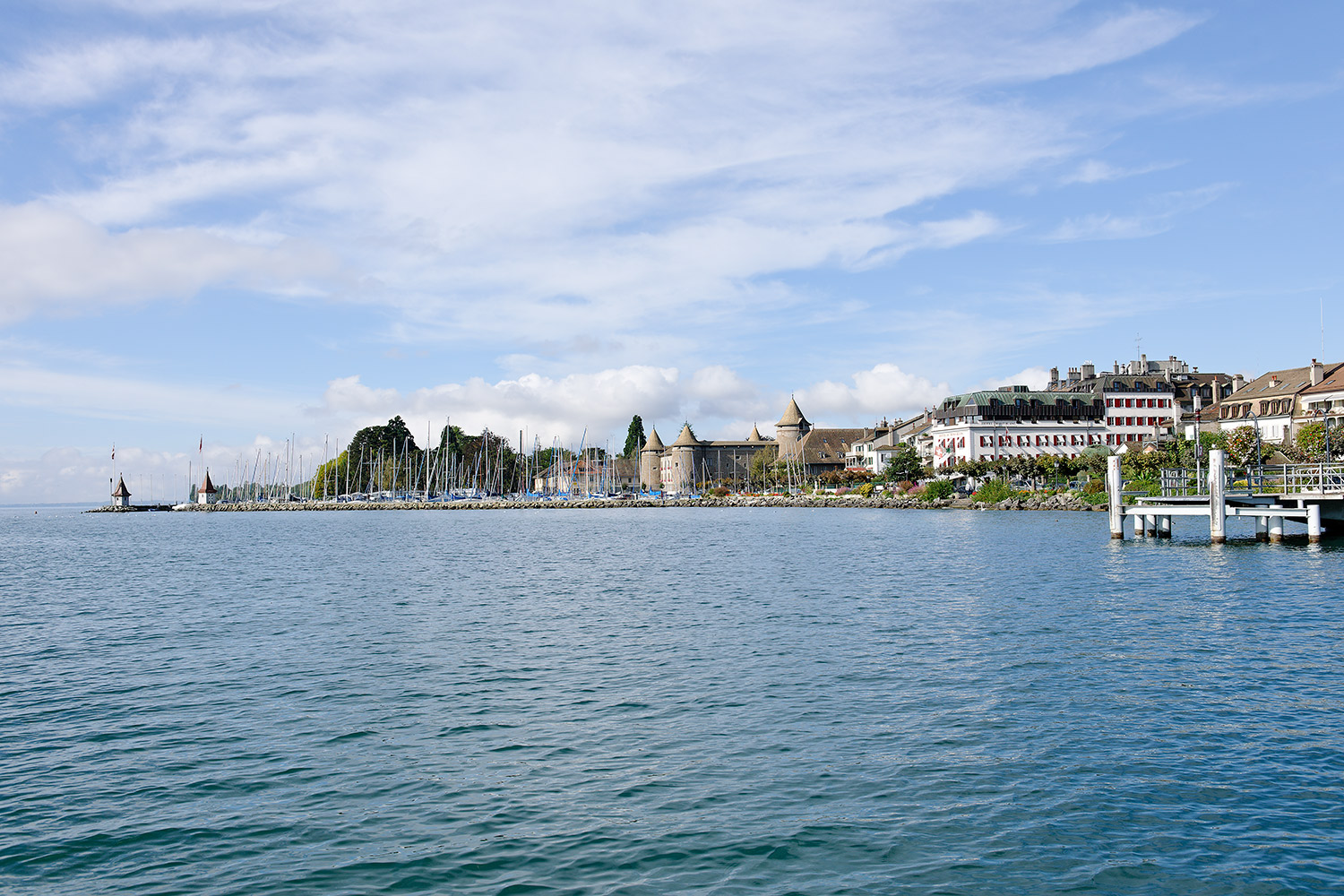 Stellenanzeige Back office specialist 80% - FR/ALL in Morges